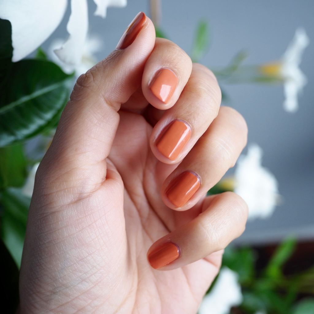 OPI, Feedom of Peach, Washtington DC, Nagellack