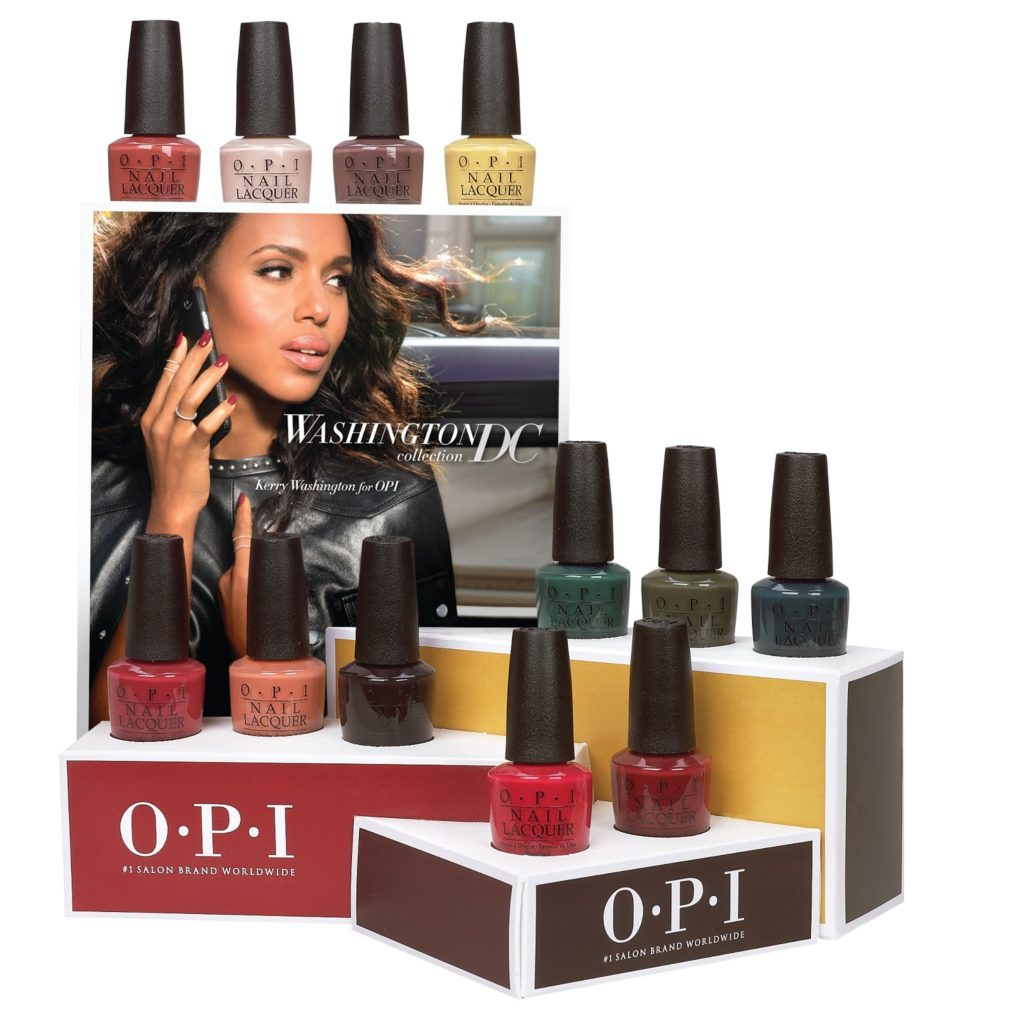 OPI Washtington DC Kollektion